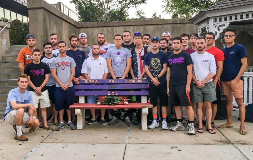 fraternity brotherhood Explore greek house's board fraternity & brotherhood on pinterest | see more ideas about free design, greek house and greek shirts.