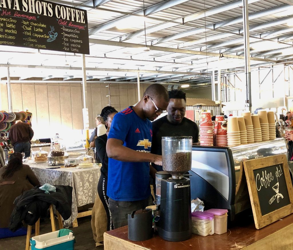 Farmer Helps Brew Change In Coffee Culture In South Africa