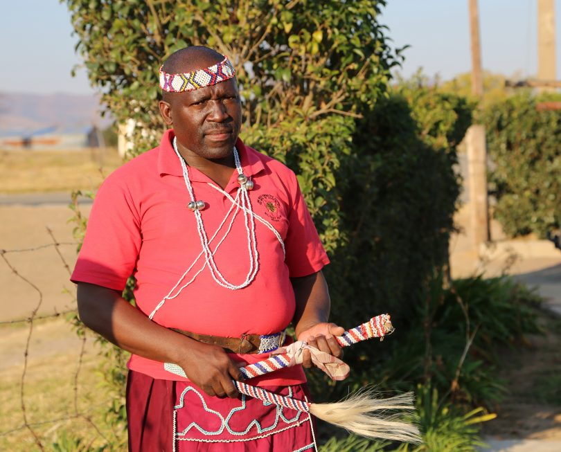 Traditional healer embraces calling – The Hawk Newspaper